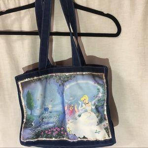 Cinderella Official Disney Tote